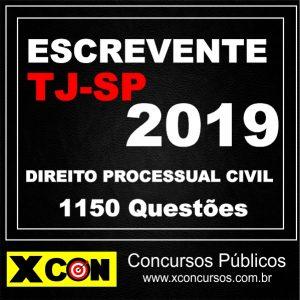 1150 DIREITO PROCESSUAL CIVIL TJ