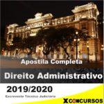 Direito Administrativo – TJSP 2019/2020